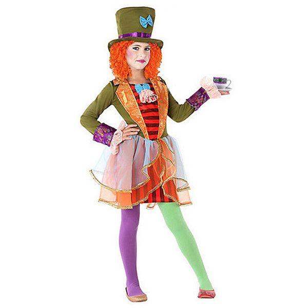 <html><html>Ako planirate organizirati veliku proslavu, možete odmah po povoljnim cijenama <b>Tematski kostim za djecu Luda klobučarka</b> i druge <b>produits BigBuy Carnival</b> kako biste napravili jedinstvenu i prazničnu atmosferu!Sadrži: ŠeširHaljinaSastav: 100...</html></html>