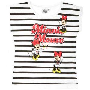 Prekrasna majica kratkih rukava s likom Minnie Mouse oduševit će svaku djevojčicu i osigurati da je u trendu. :)