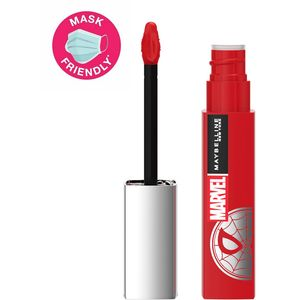 Maybelline New York x Marvel Superstay Matte Ink tekući ruž 20 Pioneer