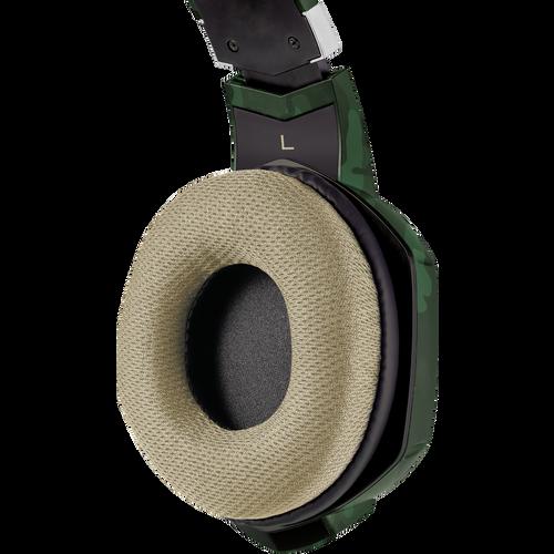 Trust gaming slušalice za PS4/PS5 GXT322 Carus maskirno zelene (20865) slika 6