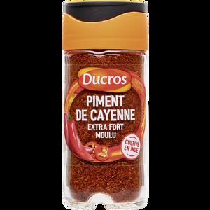 DUCROS Začin Chili (Cayenske Mljevene Ljute Papričice) 38 g