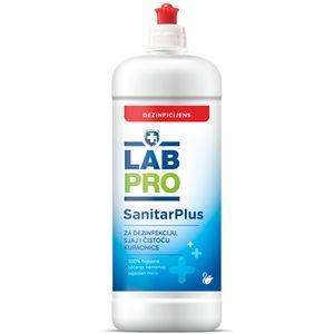 Tekuće sredstvo za čišćenje sanitarija, uklanjanje kamenca i dezinfekciju. Odlično otapa kamenac i uklanja prljavštinu te osigurava 100% higijenu pločica, kada, umivaonika, WC školjke i sl. Aktivna tvar: glutaraldehid 0,3%, bronopol 0,014%