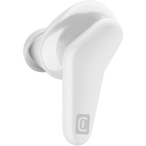 Cellularline Bluetooth TWS slušalice Hark bijele slika 3