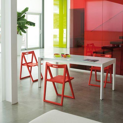 Dizajnerske sklopive stolice — FOLDING • 2 kom. slika 5