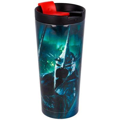 The Lord of the Rings čaša za kavu od nehrđajućeg čelika  Kapacitet: 425ml