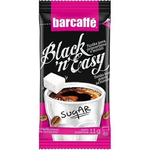 Barcaffe black & easy sa šećerom 110 g ( 10 x 11 g) slika 2