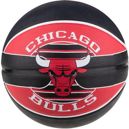 Spalding NBA team Chicago Bulls košarkaška lopta 83583Z slika 2