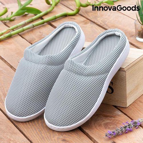 Papuče s gelom Comfort Bamboo slika 7
