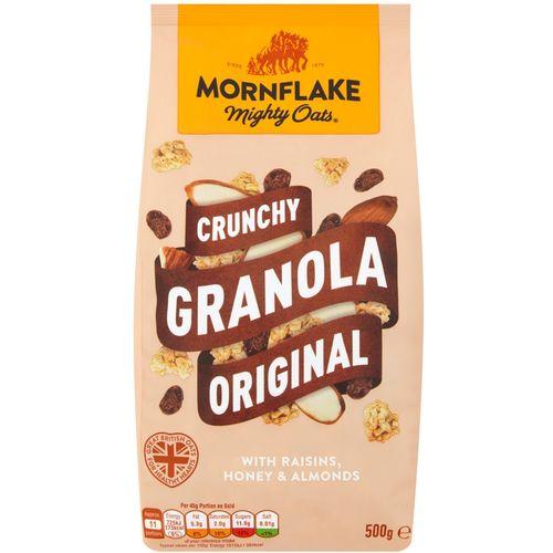 MORNFLAKE muesli granola original 500g slika 1