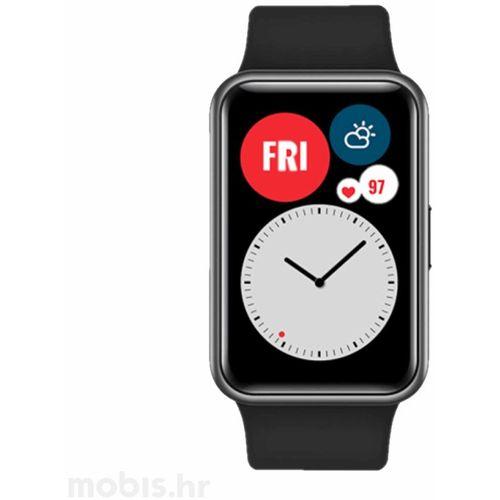 Huawei Watch FIT  Crni slika 1