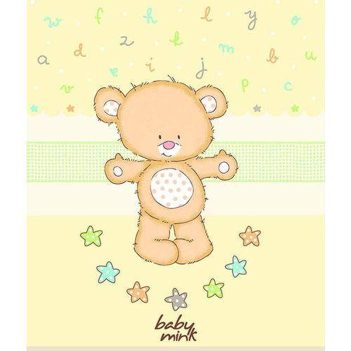 Baby Mink deka 140x100cm - Ultra tech crib blanket slika 7