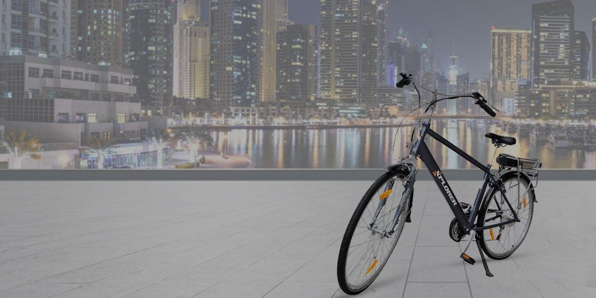 Xplorer e-bike  na popustu do 64%