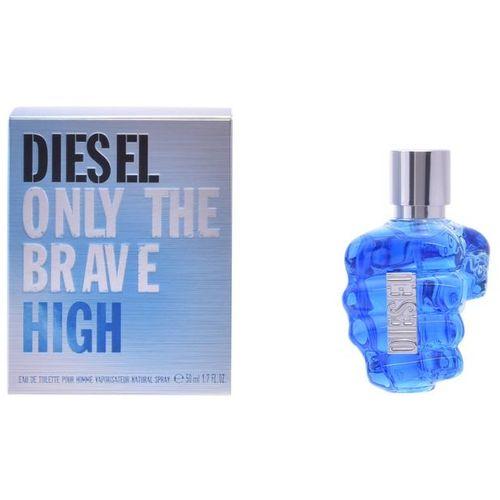 Diesel ONLY THE BRAVE HIGH edt sprej 50 ml slika 2