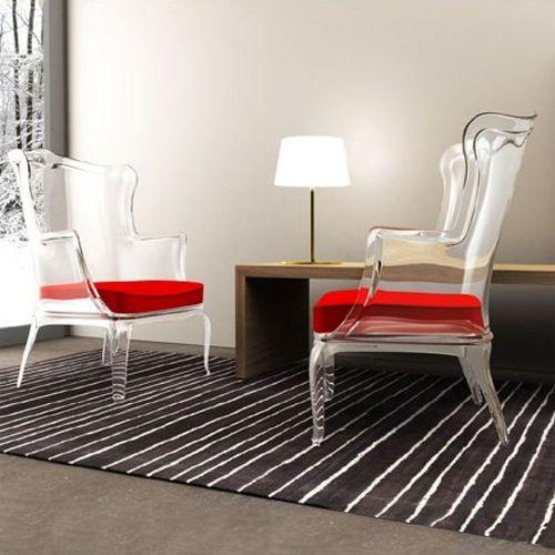 Dizajnerska fotelja — POLY LOUNGE slika 18
