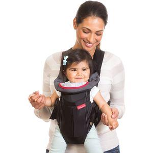 Pametno dizajnirana Infantino nosiljka SWIFT™ jednostavna je za upotrebu, mekanih tkanina i komfornog dizajna, kako bi vi i vaše dijete šetali udobno i sa stilom.