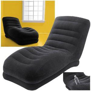 Intex Mega udobna fotelja na napuhavanje 86x170x94cm