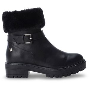 Black  Fall/Winter  Women  Black  Ankle boots