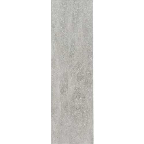 Ormarić za knjige boja betona 97,5 x 29,5 x 100 cm od iverice   slika 11