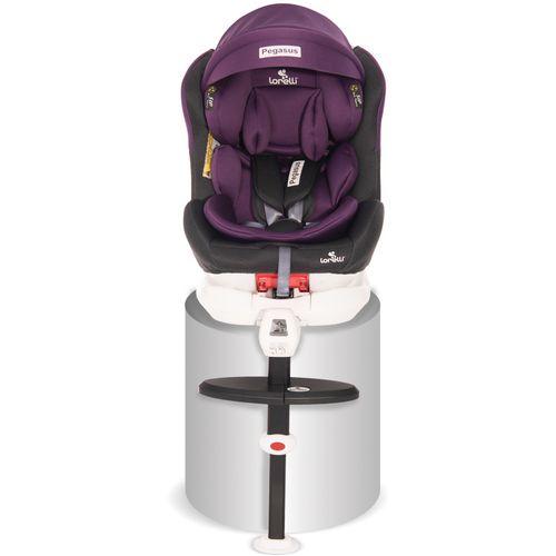 LORELLI PEGASUS Autosjedalica SPS 360° Isofix Violet 0-12 godina/0-36 kg (0+/1/2/3) slika 3