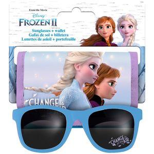 Disney Frozen 2 dječje sunčane naočale i novčanik