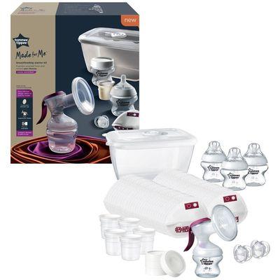 Tommee Tippee® Set za dojenje Made for Me™ sadrži sve proizvode potrebne za uspješan početak dojenja.