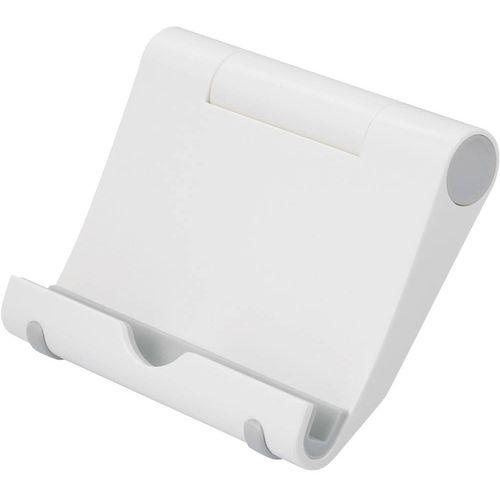 renkforce univerzalni stalak za pametni telefon, tablet računala, iPad, bijele boje slika 3