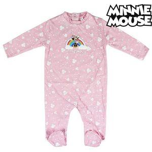 <html>Djeca zaslužuju najbolje, zato vam predstavljamo <b>Kombinezon za Bebe Dugih Rukava Minnie Mouse Roza</b>, savršen za one koji traže kvalitetne proizvode za svoje mališane! Nabavite <b>Minnie Mouse</b> po najboljim cijenama!<br>Materijal: 100 % pamukBo...</html>