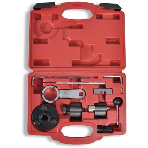 Set alata za montažu i zaključavanje osovine VAG 1.6 i 2.0 TDI motora slika 3
