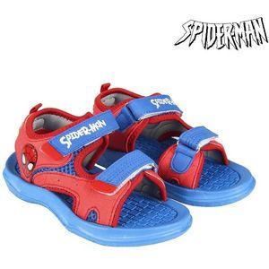 Djeca zaslužuju najbolje, zato vam predstavljamo Sandale za Dječje Spiderman 74400 Rdeča Modra, savršen za one koji traže kvalitetne proizvode za svoje mališane! Nabavite Spiderman po najboljim cijenama!    Spol: Children's  Sastav: 100 % EVA  Boja: Crvena, plava  Vrsta pričvršćenja: Velcro