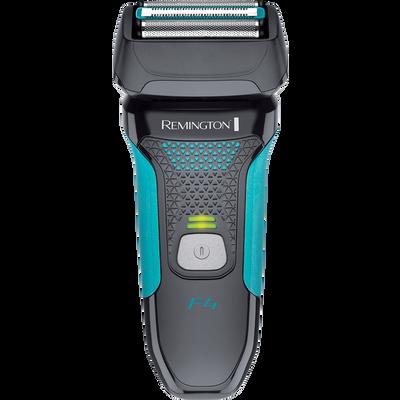 Uredite čak i dlačice koje su nisko polegnute s F4 brijačem iz nove Remington serije Style.F4, brijaći aparat u srednjem cjenovnom rangu iz serije Remington Style, daje vam sve što vam je potrebno kako biste dobili oštro, temeljito brijanje dok pri tom održavate moderan izgled brade u različitim duljinama.