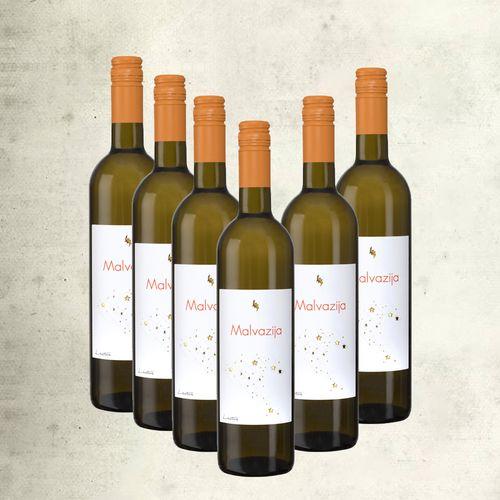 Malvazija Lectus vrhunsko vino (nagrađivano) / 6 boca slika 1