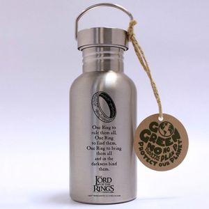 Capacity: 500ml. Fully recyclable stainless steel