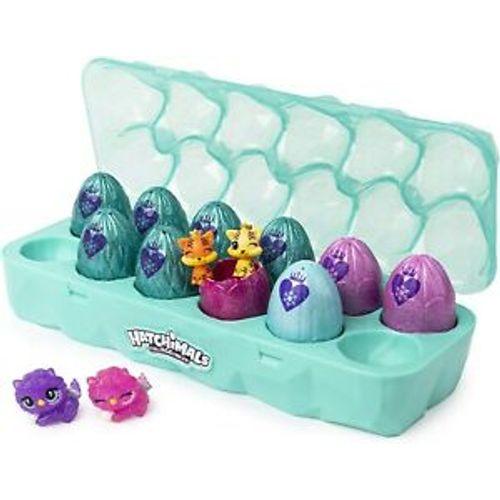 """Hatchimals Figurice """"Jewellery Box"""" 12 kom - sorto slika 1"""