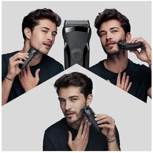 Braun brijač serija 3 Max Braun Edition slika 7