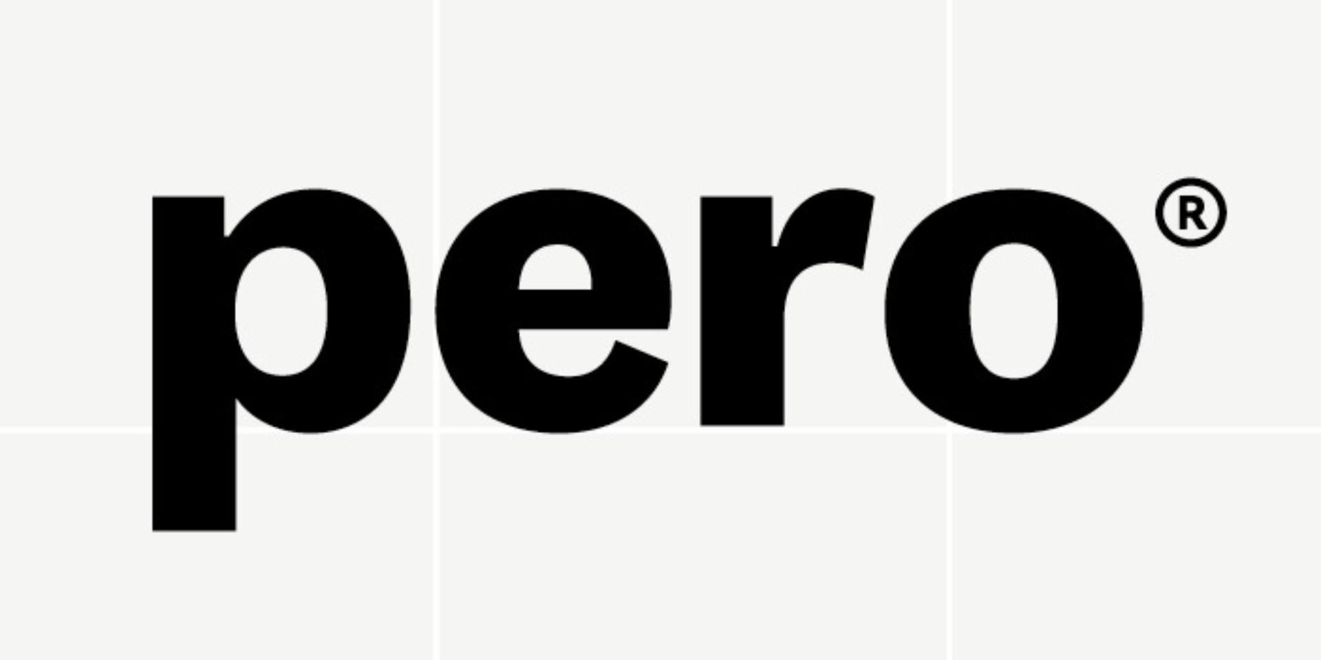 pero® logo