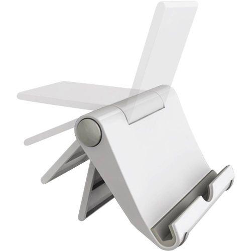 renkforce univerzalni stalak za pametni telefon, tablet računala, iPad, bijele boje slika 2