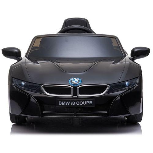 Licencirani BMW JE1001 crni - auto na akumulator slika 3
