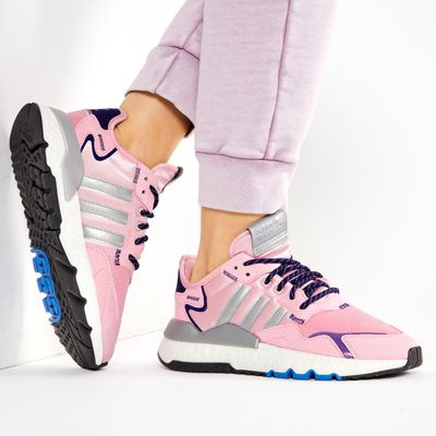 Sneakers  Pink  Women  All Year  Pink