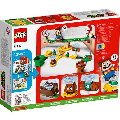 LEGO Super Mario Piranha trkalište - kit za proširenje 71365 slika 3