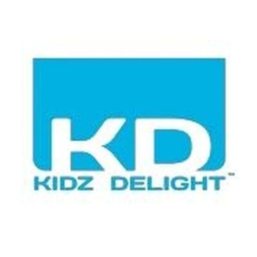 KD KIDZ DELIGHT logo