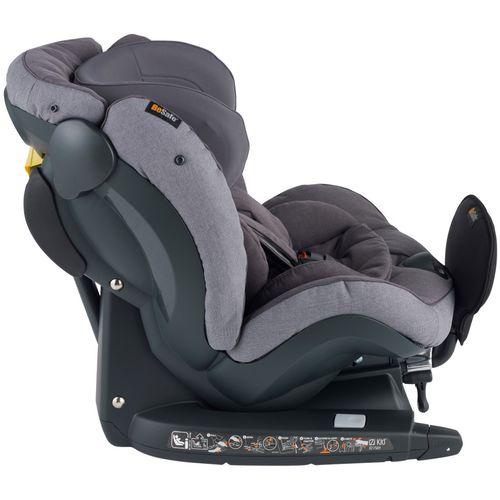 BeSafe autosjedalica iZi Kid X3 i-Size Melange (0-18kg) - Metallic Mélange   slika 4