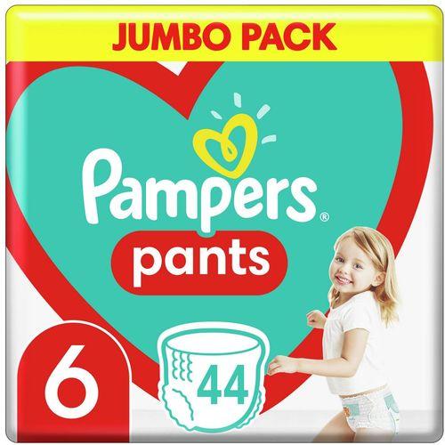 Pampers Pants Pelene-gaćice Jumbo pack slika 9