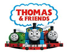 Tomica i prijatelji (Thomas and Friends) logo