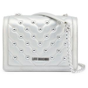 Grey  Fall/Winter  Women  Silver  Crossbody Bags  Polyurethane