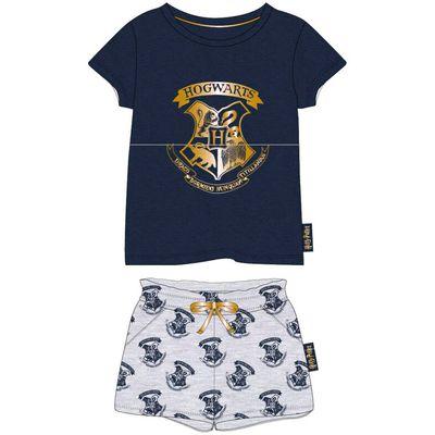 Harry Potter Hogwarts dječja pidžama  Pamuk 160gsm