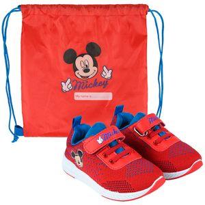 Disney Mickey dječje tenisice + vrećica za obuću