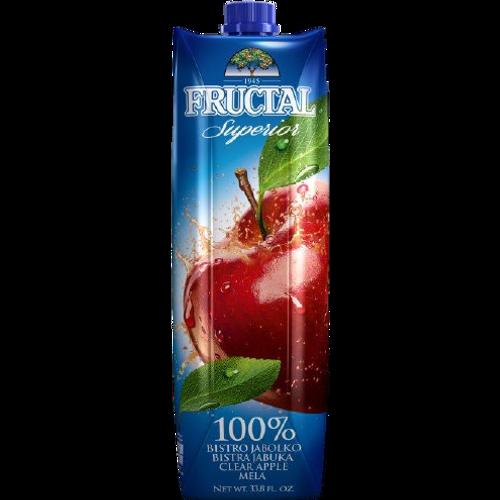 Fructal superior  100% bistri sok od jabuke 1 l slika 1