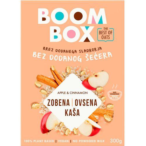 Boom Box Zobena kaša Jabuka-Cimet 300g slika 2