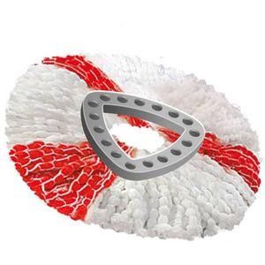 Nove rese sa redizajniranim vlaknima za čišćenje: jedinstvena crvena Vileda vlakna jamče izvanrednu sposobnost skupljanja čestica prljavštine, bijela vlakna jamče odličnu moć čišćenja i upijanja.