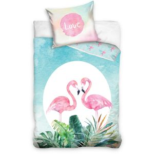 Set posteljine Flamingo 140x200